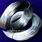 Electro galvanized wire for barbed wire