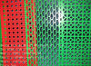 Decorative galvanzied perforated sheet