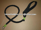 Resistance tube with polyester cover