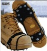 Snow & Ice Grips for Shoes,rubber items for shoes or boots for rain or snow