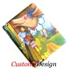 Cartoon cute smart cover for ipad