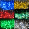 Best price ! LED curtain light PVC cable 220V indoor and outdoor use