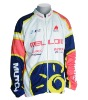 2012 new style long sleeve cycling wear with digital printing