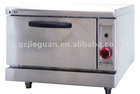 stainless steel counter top gas oven