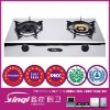 home appliance table 2 burners Gas burner