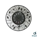 art decorate kitchen wall clock