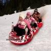 PVC snow sledge