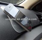 Free sample dashboard non slip pad/OEM anti slip mat/PU material anti slip pad for car