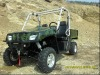 HDU800EP-8 800CC twin,4 stroke,2 cylinder, Diesel Utility Vehicle