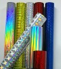 PVC laser film