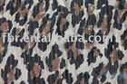 75D*75D 100% polyester printed chiffon fabric