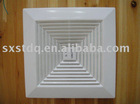 Deluxe bathroom ventilation fan