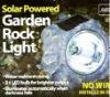 Stone solar light