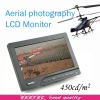 Aerial Photography Monitor 7 inch lcd screen with 450cd/m brightness