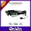Wholesale 4GB 8GB Spy Sunglasses DVR MP3+DV+DC