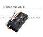 wide work voltage car isolated power modual adapter