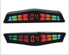 parking sensor with super slim 4lines LED display and super slim Box parking sensor with super slim 4lines LED display