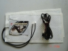 Car Seat Heater with Rectangle Hi-Lo Switch