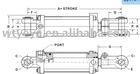 HYDRAULIC TIE-ROD CYLINDER-Hydraulic power unit