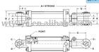 HYDRAULIC TIE-ROD CYLINDER-Hydraulic power unit