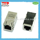 RJ45 Jack /Connector With Transformer Module
