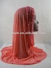 Fashion design muslim arab hijab 2012