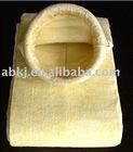 fiberglass needle felt, fiberglass filter bag