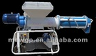 Continuous Mortar Mixers With B&G Feeding Hopper