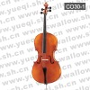 C030-1 Conservatory 4/4 Cello with ebonized fitting