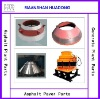 Mantle,Cone Crusher Parts,High Manganese Steel