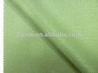poly/wool green fabric