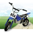 Electric motorcycle with pedals DX250 for sale with CE certificate (China)