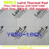 Best Quality 5.0 W/m-K, Thermal Pad 2CM*2CM*1MM, Laird Tflex 700 Series Gap Filler Material