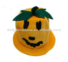 pumpkin shape halloween hats