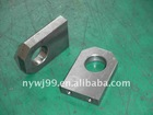 low alloy plate St37k rectangle baffle plate machining
