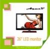 26 inch cheap widescreen FHD LED monitor