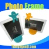 6 inch promotional plasti crahmen/photo frame
