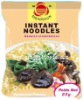 instant bag noodles