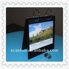 """sintra black 3 mm a slant """"L"""" crylic calendar frame"""