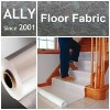 Plastic Woven Floor Fabric 0.3mm*2000mm*50m
