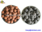 CWholesale High Quality Far Infrared Energy Ceramic Ball, Tourmaline Ceramic Ball, Maifan Stone Ceramic ball