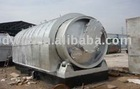 Waste rubber/plastic refining equipment
