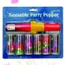 PARTY SPRAY ITEMS - Reusable Party Popper II