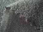 Toy velvet fabric