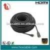High quality 24K Gold-plated 50 meters HDMI Cable,Support Ethernet,3D,1080P