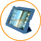 Ultra-slim Foldable PU Leather Case Stand for iPad3 Blue from dailyetech