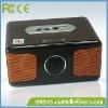 Portable3 in 1 wooden speaker SU-16