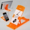 DZ Foldable Plastic Stand Mount Holder for iPhone for iPad for Tablet PC