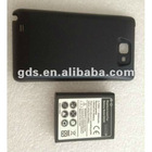 Extended Battery With Back Cover 5000mAh For Galaxy Note N7000 i9220