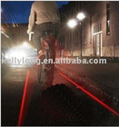650nm bicycle light laser light for traffic safety JLR-064